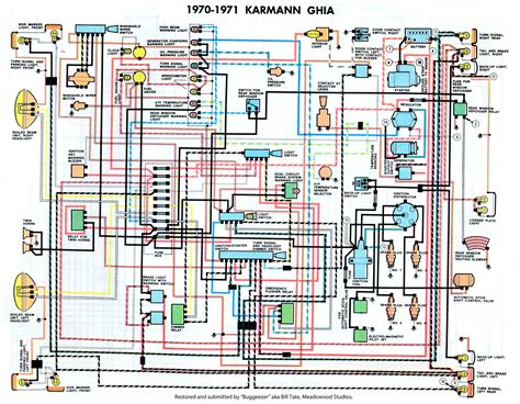 volkswagen bug wiring diagram harness pioneer diagram