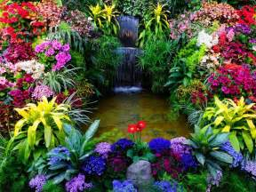 Colorful Garden Flowers Nature Mobile Screensavers Live Hd Wallpaper Hq Pictures Images Photos Backgrounds
