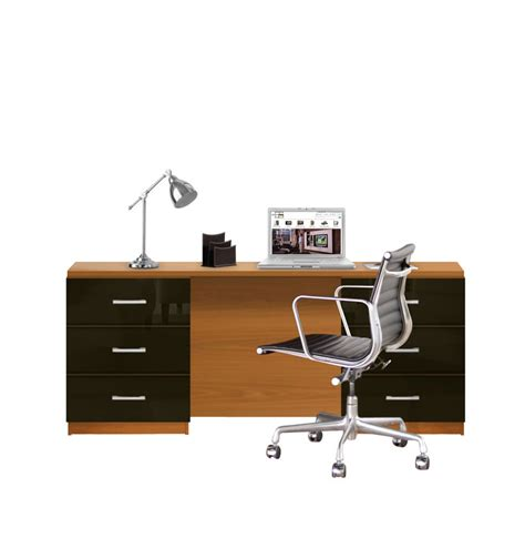 8 Foot Computer Desk Lafayette Computer Desk Contemporary 6 Foot Desk Contempo Space