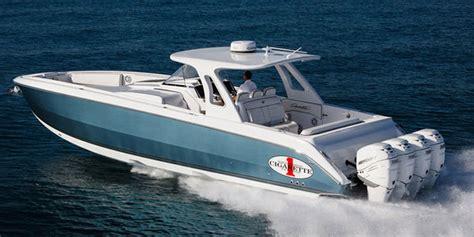 cigarette boat vs lip ship performance cigarette racing team