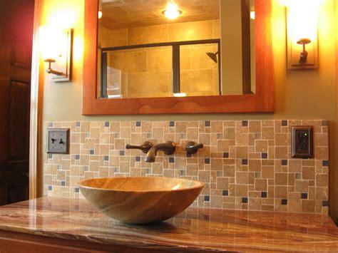 mission style bathroom modern craftsman bathroom