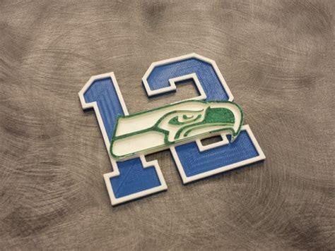 man  hawks logo  alanting thingiverse