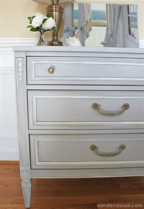 Chalk Paint® Dresser Makeover (Part 1)   Sand and Sisal