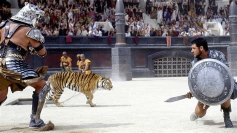 gladiator film age rating gladiator review 2000 movie hollywood reporter