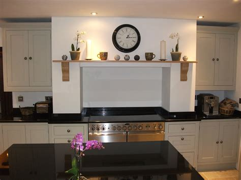 kitchen mantel ideas handmade kitchen mantel our handmade painted kitchens