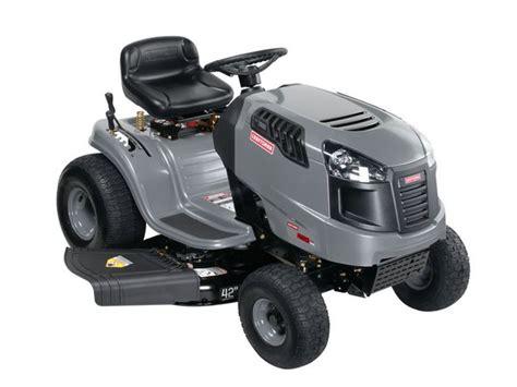 craftsman riding mower repair ifixit