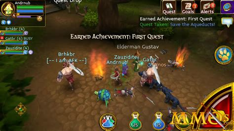 The The Legend arcane legends review mmos
