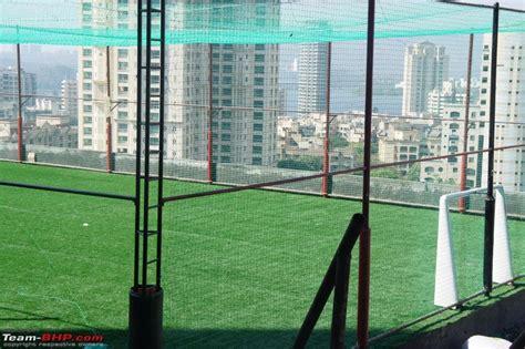 rubber st mumbai kick mumbai s 1st outdoor football arena team bhp