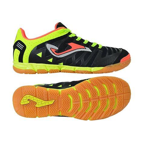 Sepatu Futsal Ori jual sepatu futsal joma regate black original kaos