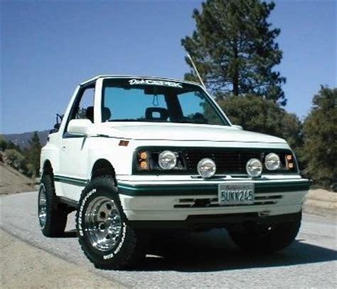 1995 Suzuki Sidekick Specs Jammit2k 1995 Suzuki Sidekick Specs Photos Modification