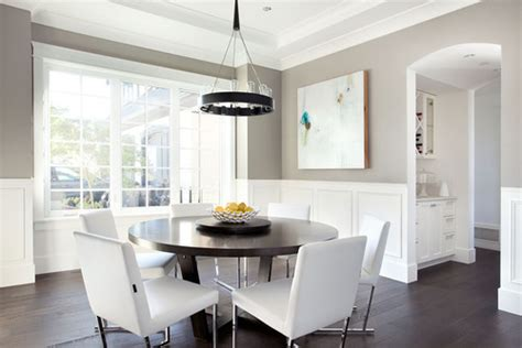 how should wainscoting be where should the wainscoting go