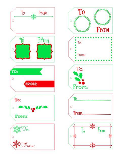 printable christmas gift tag sheets free printable christmas gift tags frugal fanatic