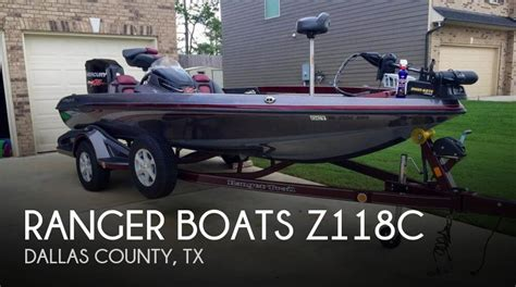 fishing boats for sale vernon sold ranger boats z118c boat in mount vernon tx 087869