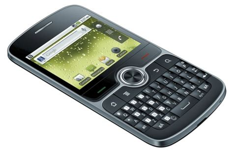Android Qwerty Phones by Orange Barcelona Android Qwerty Phone The Register