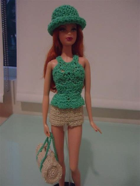 pattern clothes for barbie 1038 best barbie doll clothes to sew knit crochet