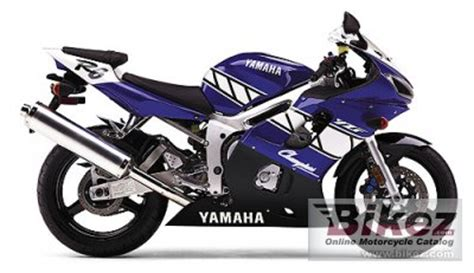 2001 yamaha yzf r6 specifications and pictures