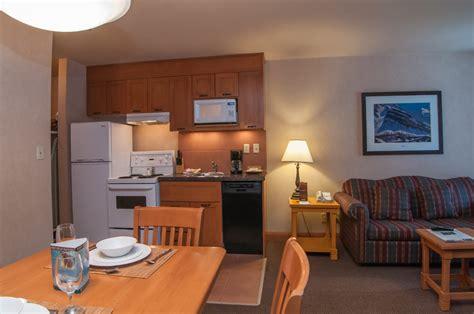 one bedroom condos deluxe one bedroom condo ridge resort banff condo