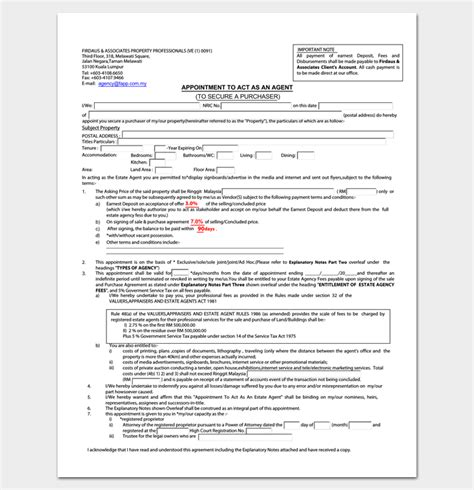 Letter Of Appointment As Insurance Broker Appointment Letter 16 Sles Formats Exles Dotxes