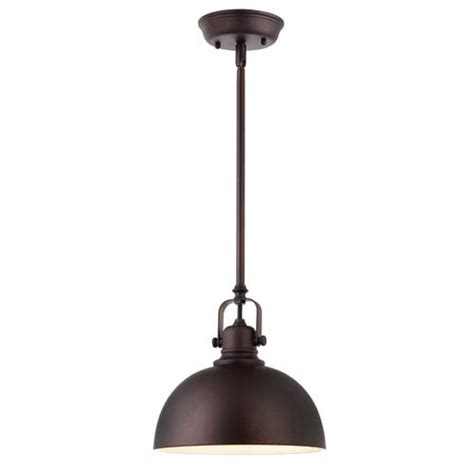 polo rubbed bronze 59 75 inch one light mini pendant