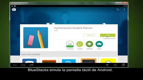 bluestacks youtube app bluestacks app player emulador android para pc vista