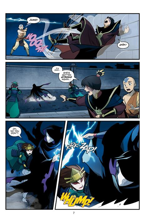 Lost To The Shadows Volume 1 look page 2
