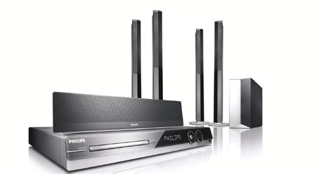 hand shop philips home theatre system