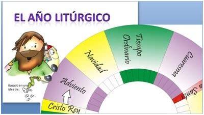K Es El Calendario Liturgico Iglesia A 209 O Liturgico 2011