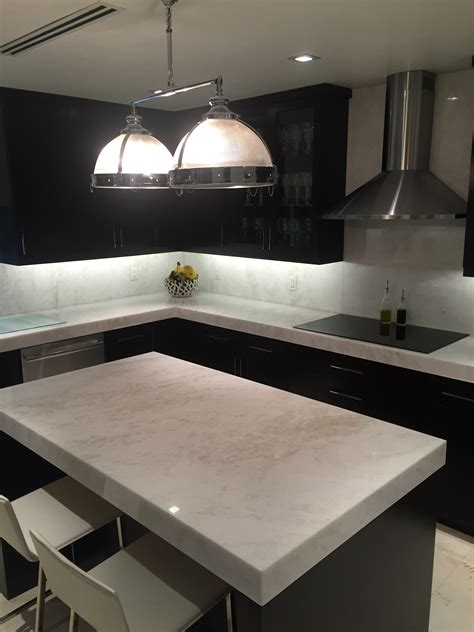 Marble Slab Kitchen Countertops by Mystery White Marble Slab Kitchen Countertop South Miami