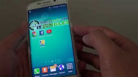 samsung screen pinning samsung galaxy s6 edge how to remove screen pin password pattern lock with none option