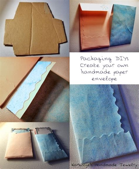 Handmade Envelops - 1000 images about packaging diy on gift