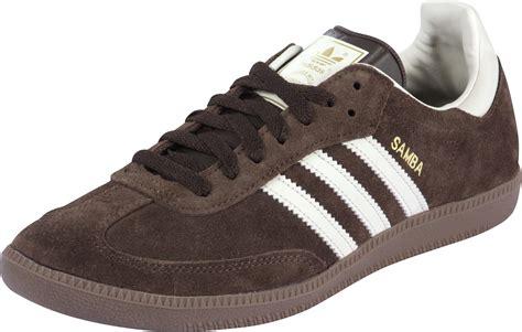 adidas samba shoes brown beige