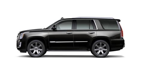 Cadillac Montgomery by Montgomery Black 2018 Cadillac Escalade New Suv For