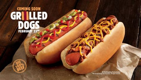 grilled dogs burger king is now invading the grilled