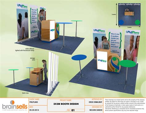 booth design gallery exhibit booth designs