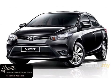 2015 Toyota Vios 1 5 G Trd M T toyota vios 2018 j 1 5 in johor automatic sedan others for