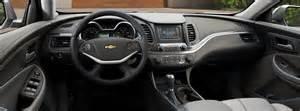2016 impala full size family cars chevrolet