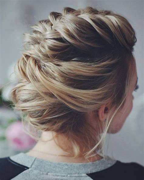 formal hairstyles plait 25 best ideas about updos with braids on pinterest