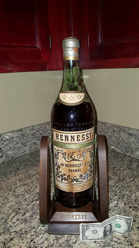 1 Gallon Hennessy Bottle - i a 1 gallon bottle of hennessy cognac wondering the