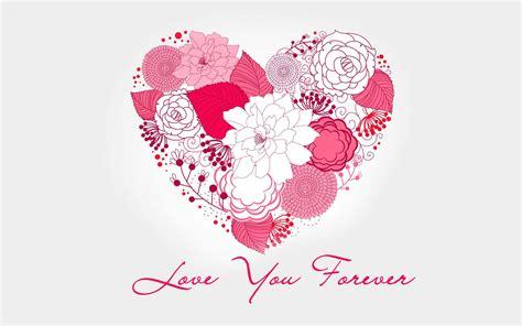 wallpaper design love love beautiful heart shape floral design wallpaper
