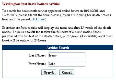 washington post obituary section new blog one washington post obituaries