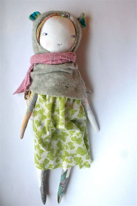Handmade Rag Doll Patterns - 25 best ideas about handmade rag dolls on