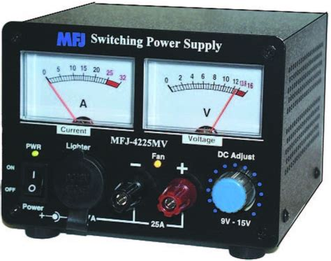 50 Mv Power Supply by Mfj Enterprises Inc