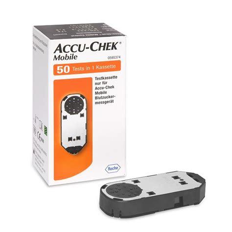 Accu Mobil Fb accu chek mobile teststreifen g 252 nstig kaufen
