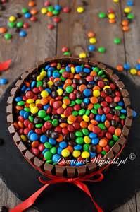 tort z kitkat i m amp m s
