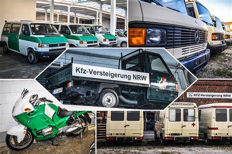Auto Versteigerung Hamburg by Versteigerung Beh 246 Rdenautos Auto News
