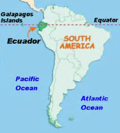 map of ecuador south america wandering through i m going to macas ecuador