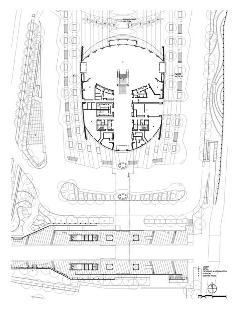 union station dc floor plan anaheim regional transportation intermodal center hok archdaily