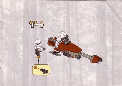 Lego 7139 Wars Ewok Attack lego ewok attack 7139 wars episode 4 6