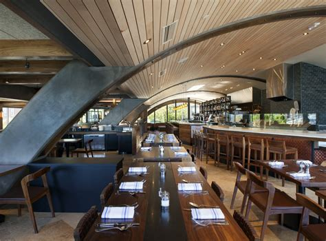 House Tavern by Barrel House Tavern Sausalito Building E Architect