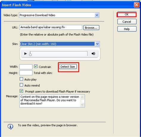 cara menggunakan format factory apk cara memasukan video di dreamweaver menggunakan format